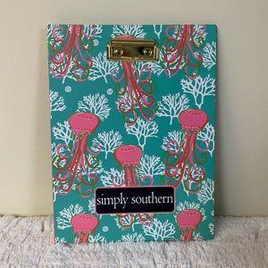 Simply Southern Clip Board Folder